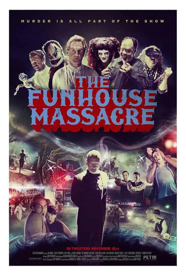 funhouse massacre poster